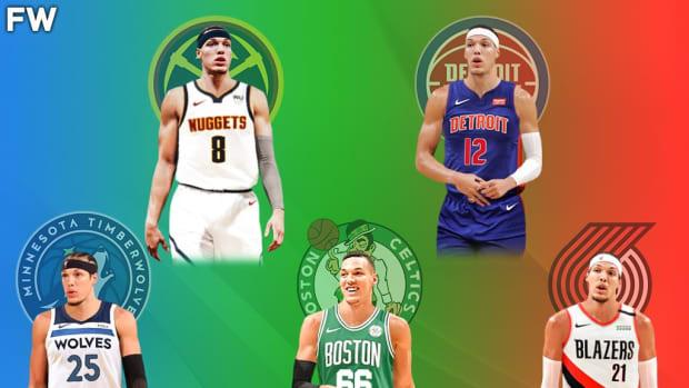 NBA Rumors: Top 5 Best Destinations For Aaron Gordon