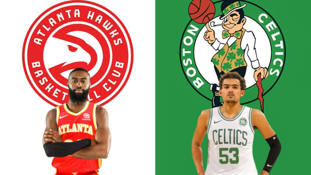 NBA Rumors: Boston Celtics Could Trade Jaylen Brown For Trae Young
