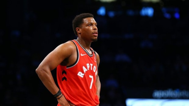 Ryen Russillo Claims Kyle Lowry Is Letting Everybody Know He's Getting Traded By The Raptors