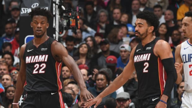 """Jimmy Butler Blasts Gabe Vincent For Not Putting His Picture First: """"For Those Reasons, I Will Not Be Liking These Photos."""""""