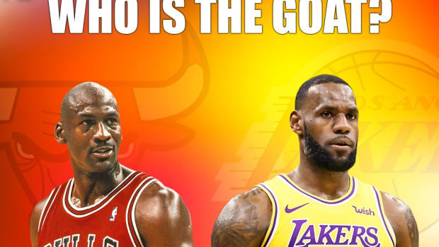 "Penny Hardaway On Who Is The GOAT: ""Michael Is The GOAT And LeBron Is Not Too Far Behind."""