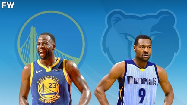"""Draymond Green Fires Back At Tony Allen: """"I Was Waiting On You To Stamp Me Big Homie, But Your Stamp Book Started Running Low In 2015 When We Used You Against Your Team On The Way To My 1st Championship."""""""