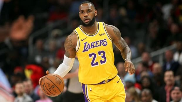 """LeBron James Talks About The Lakers' Roster Amid Trade Rumors: """"I Love What We Have."""""""