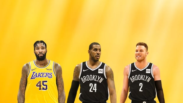 Adrian Wojnarowski Says NBA Executives Want To Change The Buyout Market Rules Because Of The Lakers And Nets