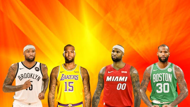 NBA Fans Are Trying To Recruit DeMarcus Cousins To Their Teams