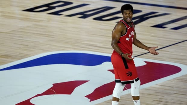 """Kyle Lowry Stopped Raptors Practice When Dwane Casey Asked Him To Come Out: """"If I Ain't Practicing, Ain't Nobody Practicing"""""""