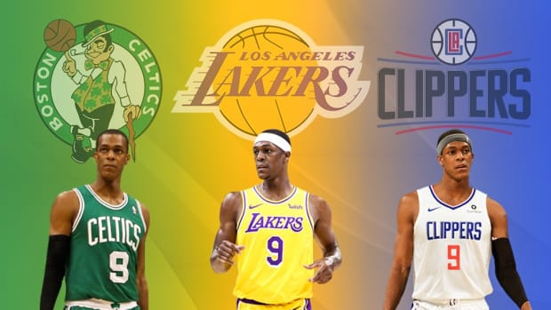 Rajon Rondo Could Become The NBA's Ultimate Villain: Won A Ring With The Celtics, Then With The Lakers, Now He Can Win With The Clippers