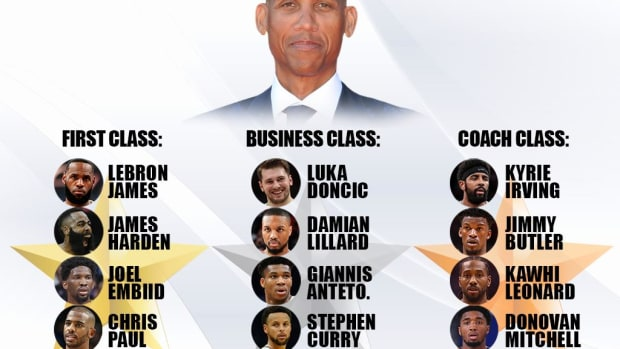 Reggie Miller Shared A Very Controversial MVP Ranking