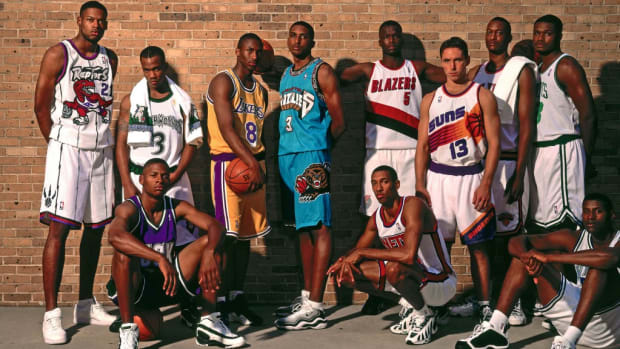 Allen Iverson Says The 1996 Draft Class Is Better Than The Classes Of 2003 With LeBron And 1984 With Jordan