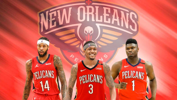 The New Orleans Pelicans Can Create The Best Big Three In The West: Zion Williamson, Brandon Ingram, Bradley Beal