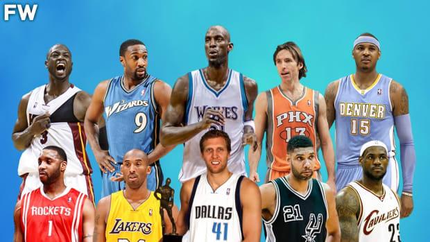 2007 MVP Race: Dirk Nowitzki Won MVP Over 9 Superstar Players Including Kobe Bryant, LeBron James, And Tim Duncan