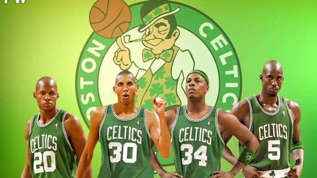Reggie Miller Almost Came Out Of Retirement To Join The Boston Celtics Big 3 At 43