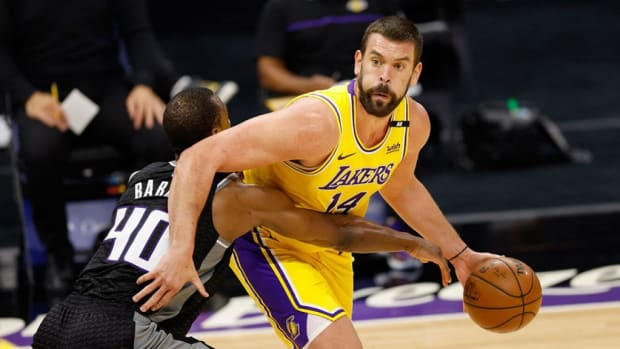 """Marc Gasol Is Not Happy After Andre Drummond's Arrival: """"As A Basketball Player, You Want To Play. You Want To Contribute, Especially When You Made That Commitment For That Reason. But, We'll See."""""""
