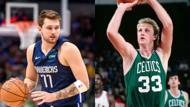 """Luka Doncic: """"You Can't Compare Me To Larry Bird. More, More Games To Go. I Just Want To Keep Hooping, Have Fun Playing Basketball."""""""