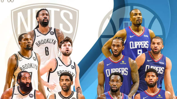 The Full Comparison: 2020-2021 Brooklyn Nets vs. 2020-2021 Los Angeles Clippers