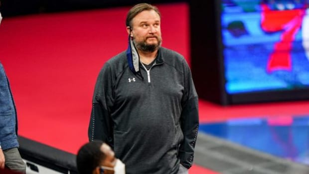 """Daryl Morey On The Nets' Superteam: """"I Mean, It's Annoying. I Would Rather Have All The Good Players In The West."""""""