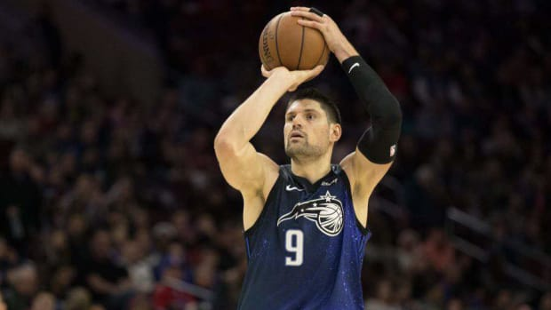 NBA Rumors: Spurs, Heat, Celtics And Hornets Are Interested In Nikola Vucevic