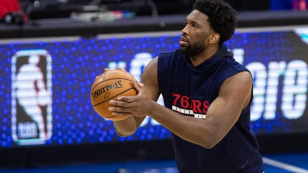 """Julius Erving Explains Joel Embiid's Importance For The Sixers: """"Without Him, Even With The Team Having As Much Success As It Has, I Don't Think Could Get All The Way To The Mountaintop."""""""