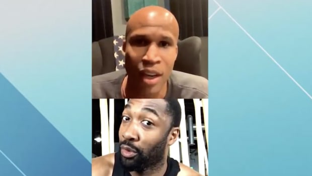 """Richard Jefferson Roasts Gilbert Arenas: """"You're Never Ever Getting Into The Hall Of Fame."""""""
