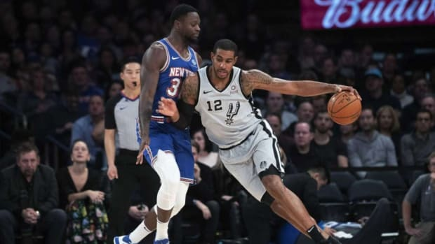 NBA Rumors: LaMarcus Aldridge Could Be A Potential Trade Target For The New York Knicks