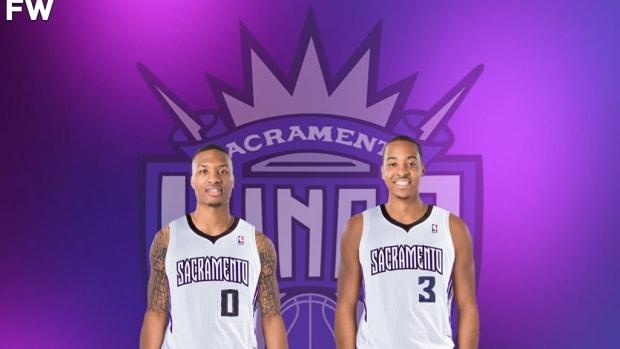 Damian Lillard And CJ McCollum Thought The Sacramento Kings Were Going To Draft Them
