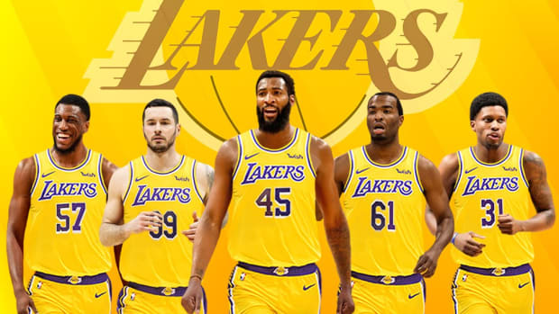 NBA Rumors: 10 Best Role Players For The Los Angeles Lakers