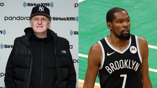 Michael Rapaport Says He Received Threats And Disgusting Messages From Kevin Durant: 'Don't Ever Threaten Me Or Speak On My Wife'