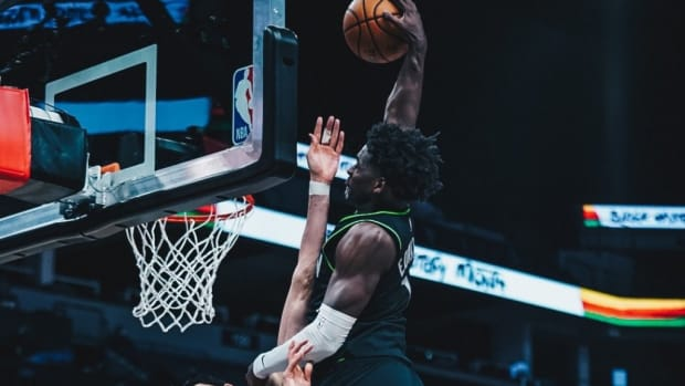 Timberwolves' Twitter After Anthony Edwards Dunk: 'Is This Legal In The US Or Canada???'
