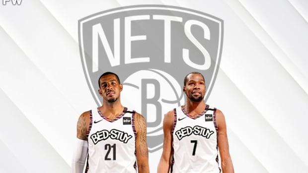 LaMarcus Aldridge Explains How Kevin Durant Recruited Him To The Nets Superteam