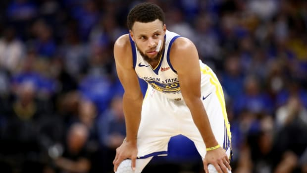 Stephen Curry Is The Most Watched NBA Player On National Television Ahead Of LeBron James, Kevin Durant, And Giannis Antentokounmpo