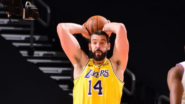 Marc Gasol Reportedly Not Returning To Los Angeles Lakers After DeAndre Jordan Signs With The Franchise