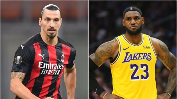 Zlatan Ibrahimovic Criticizes LeBron James: 'I Don't Like When People With A 'Status' Speak About Politics. Do What You're Good Doing.'