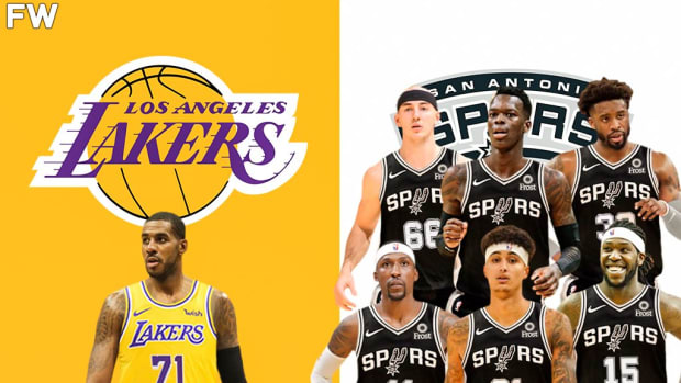 NBA Rumors: 3 Trade Packages The Lakers Must Send If They Want To Land LaMarcus Aldridge