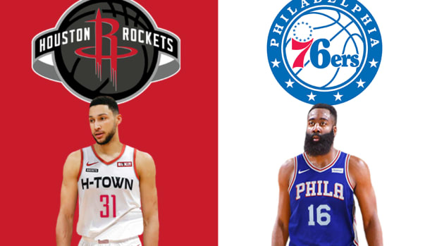 The Worst Trade In NBA History: Rockets Could Have Landed Ben Simmons, But They Traded James Harden For 20 Games Of Victor Oladipo, Some Role Players, And Late First-Round Picks