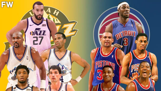 The Toughest Matchup Ever: All-Time Jazz vs. All-Time Pistons