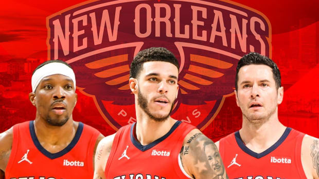 NBA Rumors: Pelicans Could Trade Lonzo Ball, JJ Redick, And Eric Bledsoe
