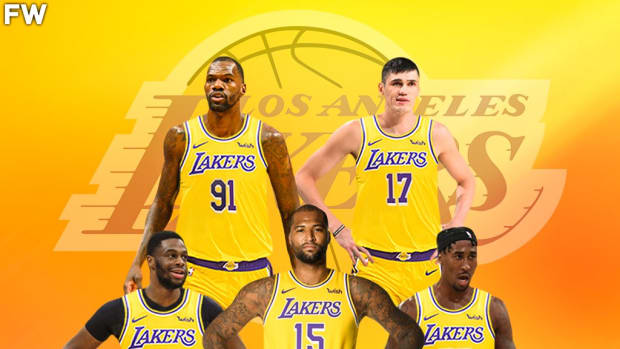 additions to lakers