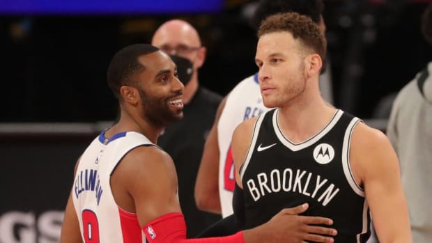 """Blake Griffin On Fans Criticizing The Nets Superteam: """"For The Last Year, I Have Been Hearing About How Bad I Was And Then I Come Here And People Say, 'Oh, It's Not Fair.'"""""""