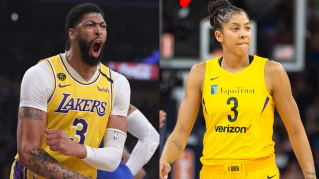 Isiah Thomas To Candace Parker On Anthony Davis: 'You Have A Similar Skillset To AD With The Exception Of His, You Know, Jumping Ability, Dunking, And Everything Else.'
