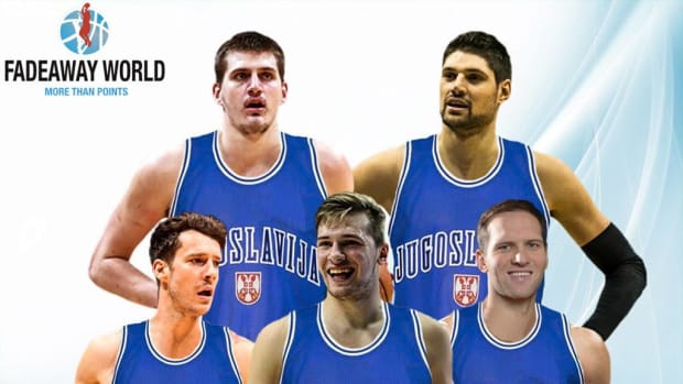The Yugoslavia Dream Team That Would Surprise The World