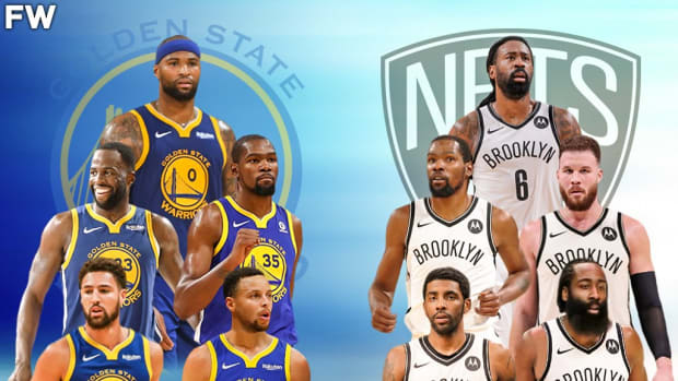 The Ultimate Matchup: Prime 2019 Golden State Warriors  vs. Prime 2021 Brooklyn Nets