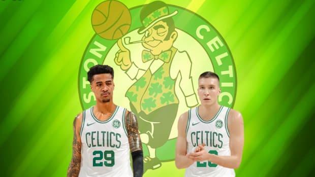 NBA Rumors: Celtics Could Land John Collins And Bogdan Bogdanovic