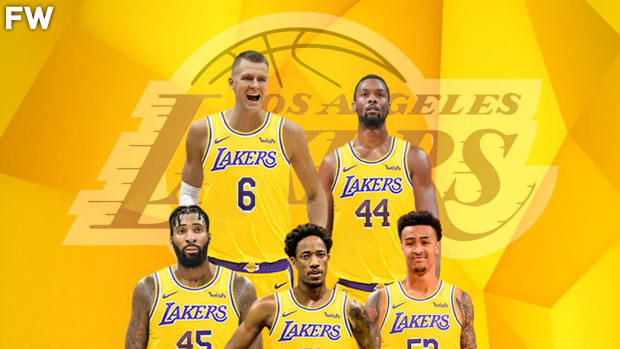 How The Los Angeles Lakers Can Strike Back: 5 Best Targets Right Now