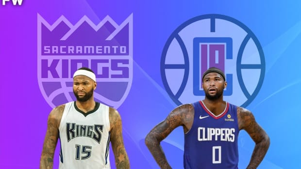 DeMarcus Cousins Was The Best Center In 2017, And Now He Is On A 10-Day Contract With The Clippers