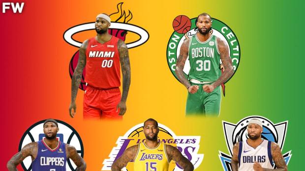 NBA Rumors: 5 Best Destinations For DeMarcus Cousins