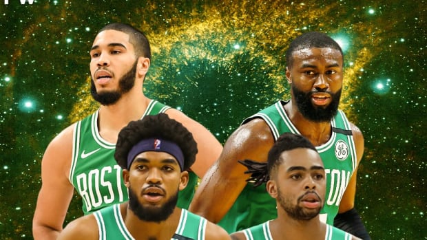 NBA Rumors: Boston Celtics Can Create The Supernova Offense: The Big 4