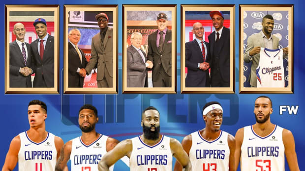 The Worst Draft Mistakes By The LA Clippers: They Would Have An Unbeatable Superteam