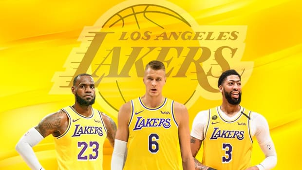 NBA Rumors: The Los Angeles Lakers Should Land Kristaps Porzingis And Create The Real Big Three