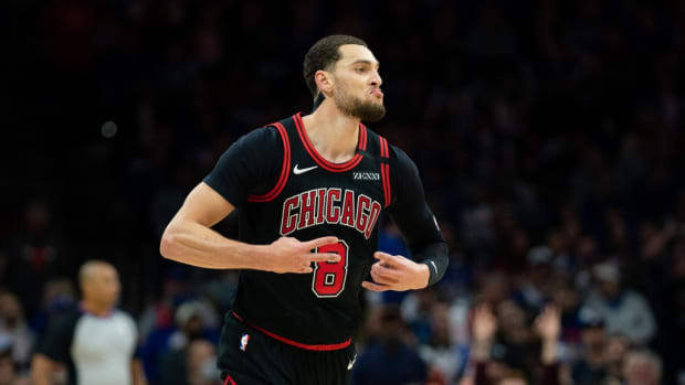 Allegedly Obsessed Woman Showed Up At Zach LaVine's Home And Refused To Leave Until The Cops Were Called To Resolve The Case