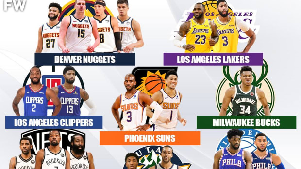 NBA Power Rankings: Lakers Are Not A Top-5 Team, Nets And Clippers Take Advantage